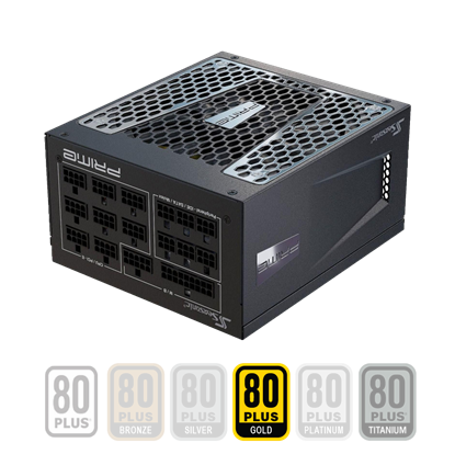 Image de Seasonic Prime GX-1000 1000W ATX 2.4