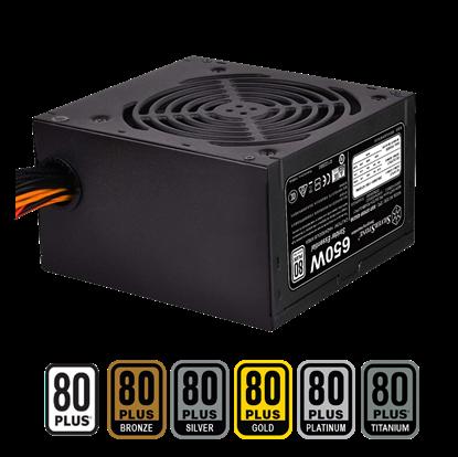 Image de SilverStone Strider Essential Series 650W ATX 2.4