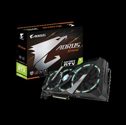 Image de Gigabyte Aorus GeForce RTX 2080 Ti Xtreme