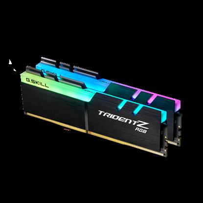 Image de G.Skill Trident Z RGB 32 Go (2x 16 Go) DDR4 3200 MHz CL16
