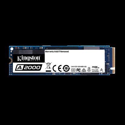 Image de Kingston SSD A2000 NVMe PCIe SSD 250Go, M.2